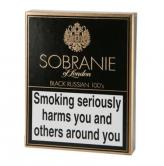 4 Cartons Sobranie Black Russian