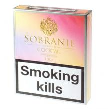2 Cartons Sobranie Russian Cocktail